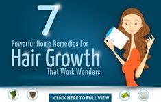 Remedies For Hair Growth That Work Wonders