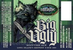 mybeerbuzz.com - Bringing Good Beers & Good People Together...: Blue Point - Big Ugly Scottish Ale Coming To Bottl...