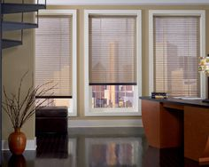 Exceptionnel Designer Roller Shades With Standard Clutch By Hunter Douglas   Home Office  Contemporary Design   Http · Contemporary Window TreatmentsCustom ...