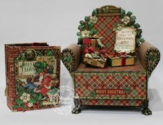 St. Nicholas Chair Mini Album!!                                                                                                                                                                                 More