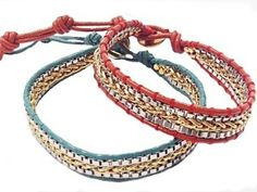 A gorgeous new friendship bracelet gives back to women and girls.