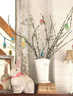 Easter mantle