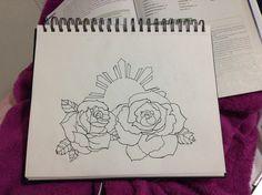 Perfect replace 1 rose with a lily tattoos ideas tattoos forearm tattoos men tattoos traditional Mandala Compass Tattoo, Sun Tattoo Tribal, Sun Tattoo Small, Tribal Sun, Rose Tattoos For Men, Tribal Tattoos For Men, Tattoos For Guys, Geometric Tattoos, Sun Tattoos