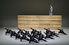 Sutra, an amazing performance by Sidi Larbi Cherkaoui
