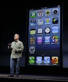 Apple Live 2012: presentazione del nuovo iPhone 5!