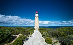 Kangaroo Island Lighthouse  By Dominic Kamp  May 1st, 2012  This lighthouse is situated on the southern shore of Kangaroo Island, one of the most beautiful places I've ever been.    Nikon D800, Nikon AF-S NIKKOR 14-24mm f/2.8G ED, Adobe Aperture.