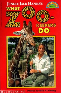 Jungle Jack Hanna's What Zookeepers Do by Jack Hanna http://www.amazon.com/dp/0590673246/ref=cm_sw_r_pi_dp_vou1vb131XQ5Z