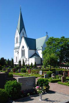 Pictures from Skåne - Sweden - Björnekulla kyrka