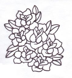 Image detail for -tattoo,rose tattoo designs,rose stencil,rose tattoo,free rose tattoo ...