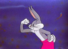 Bugs Bunny (Looney Tunes) (c) Warner Bros Animation Looney Tunes Characters, Looney Tunes Cartoons, Old Cartoons, Classic Cartoons, Animated Cartoons, Funny Cartoons, Looney Tunes Funny, Looney Tunes Bugs Bunny, Cartoon Icons