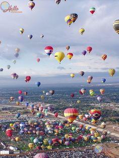 Balloon Fiesta Albuquerque, NM