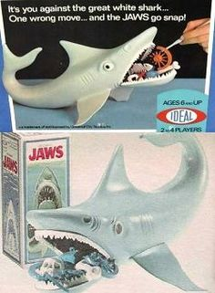 Jaws game!!!! I forgot all about this.I think that I had this game!