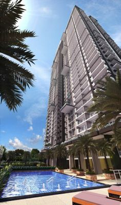 View The List of Condominium Properties in Mandaluyong City, Philippines by DMCI Homes - The First Quadruple A Developer. View Photos and Request For Project Details Here Makati City, High Rise Building, Building Facade, Condos For Sale, Burj Khalifa, Condominium, Manila, View Photos, Philippines