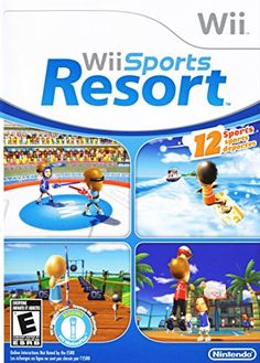 Wii Sports Resort by Nintendo Certified Refurbished -- For more information, visit image link. (Note:Amazon affiliate link)