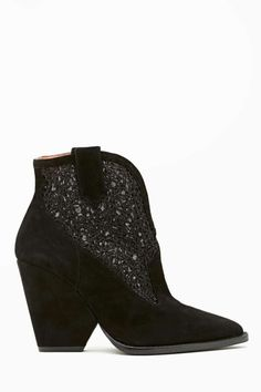 Jeffrey Campbell Petticoat Ankle Boot  CHRISTMAS LIST