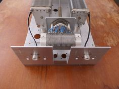 A T Nework Tuner, - Heart Of Texas DX Society Amatuer Radio web page of information about DX, contesting and other Ham related information. Ham Radio Operator, Low Band, Qrp, Cool Designs, Projects, Ham Radio, Log Projects, Blue Prints
