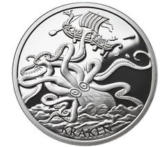 Welcome to Anonymous Mint. We will be offering some of the most spectacular looking silver and copper coins available. All of our coins are limited editions and minted in small batches History Of Norway, Viking Longboat, Silver Coins For Sale, Owl Logo, Coin Art, Coin Ring, Ring Pictures, Sea Monsters, Kraken