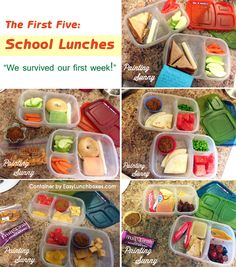 In all schools, its important to give the kids nutritional food to keep their brains functioning right. These lunches are nutritious and yummy!