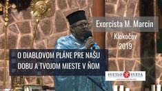 Exorcista o. Marcin - O diablovom pláne pre našu dobu Nasu, Prayer Board, Plane, Prayers, Youtube, Movie Posters, The Exorcist, Airplane, Aircraft