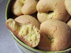 Biscoitos de Aguardente