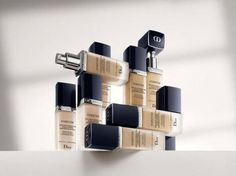 Dior Diorskin Forever Spring 2016 Collection - Beauty Trends and Latest Makeup Collections Dior Makeup, Makeup Geek, Eye Makeup, Dior Foundation, Liquid Foundation, Christian Dior, Cosmetics News, Dior Forever, Dior Beauty