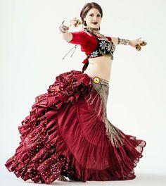 ATS®️ Costuming Beard d beard mn Belly Dancer Costumes, Belly Dancers, Dance Costumes, Danza Tribal, Tribal Belly Dance, Flamenco Skirt, Flamenco Dancers, Tribal Fusion, Tribal Costume