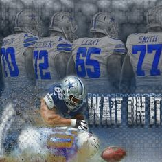 #CowboysNation By request (@bigleary65)  WAIT ON IT #WaitOnIt   #RonaldLeary #TyronSmith #TravisFrederick #ZackMartin #DallasCowboys #DallasCowboysPix