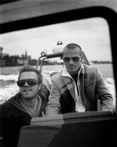 Anders Overgaard - Portraits - Freddie Ljungberg