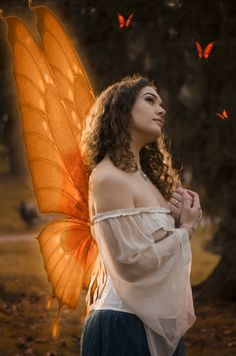 Autumn Fairy by Marianne Gautier on Autumn Fairy, Victorian, Dresses, Fashion, Vestidos, Moda, Fashion Styles, Dress, Fashion Illustrations