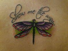 Tattoo by Caña Make