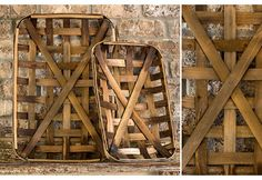 Tobacco Basket | Wall Decor | Bushel Basket