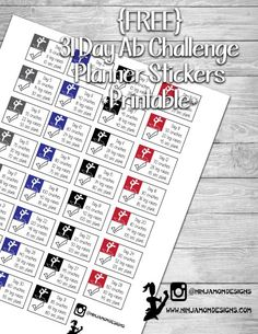 free ab challenge cover