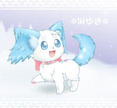 HanMon - Miyuki by CaninePrince.deviantart.com on @DeviantArt