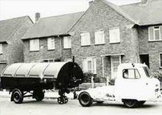 Scammell Scarab 4. 1968. Mini Trucks, Old Trucks, Mechanical Horse, Old Lorries, Garbage Truck, Commercial Vehicle, Vintage Trucks, Classic Trucks, Trucks