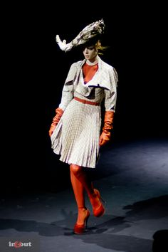Paris Fashion Week John Galliano Fall Winter 2013