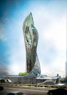 Urban Complex | Oackapon Salachai - Arch2O.com