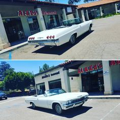 Al & Ed's Autosound La Mesa, Ca getting ready to install a complete system in a beautiful 1965 Chevy Impala.... #alneds #alnedsautosound #customcars #carshow #chevy #chevyimpala #customchevy #import #custom #modifiedcars