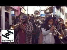 The Hot 8 Brass Band - Sexual Healing (Official Video) [Marvin Gaye Cover] - YouTube