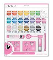Pebbles 110 pc. I Kan'dee Chalk Kit