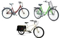12 cool urban bicycles ready to replace your car...lost 80 pounds last summer riding...peaceful relaxing enjoyable and healthy...why not?