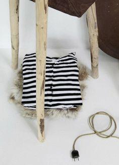 DIY: perchero de madera nórdico y sencillo | La Garbatella: blog de decoración, estilo nórdico.