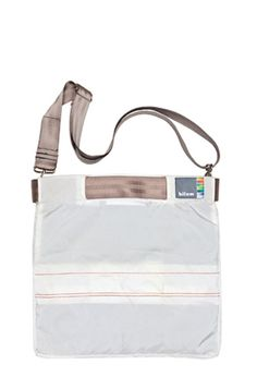 Bilumstore Bags made from recycled airbags they're going to last