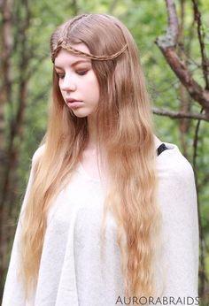 tiara braids <3