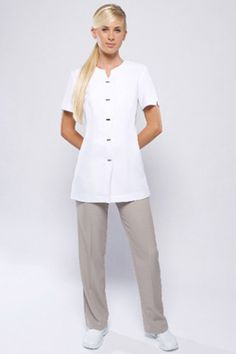 Spa Uniforms On Pinterest Spa Uniform Work Uniforms And Tunics