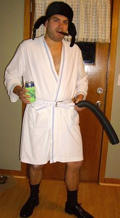 Costume for Mike next year!Best Costume Ever. Cousin Eddie from Christmas Vacation - Homemade costumes for men.  sc 1 st  Pinterest & 45 best Homemade Halloween Costumes images on Pinterest | Carnivals ...
