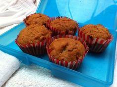 Sportieve muffins, #glutenvrij op nummer 1! - glutenvrije mama