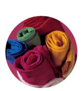 Dylon Australia - Experts in Colour : Dying tips, kinds of dyeable fabric, how much dye is needed etc