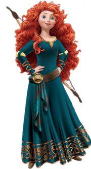 Princess Merida is the protagonist of Disney Merida Cosplay, Disney Princess Merida, Disney Princess Half Marathon, Disney Princess Dresses, Brave Princess, Tiana Disney, Disney Pixar, Run Disney, Disney Cartoons