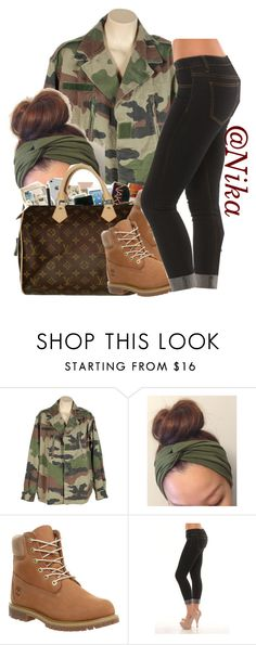 """"""""""" by liveitup-167 ❤ liked on Polyvore featuring Timberland"""