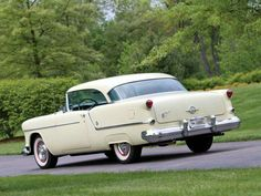 1954 Oldsmobile Super 88 Holiday Coupe